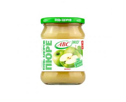Пюре яблочное АВС 450г