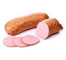 Колбаса Вкусная вареная в/с текстиль оболочка