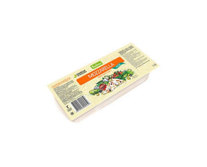 Сыр Моцарелла Пицца 1кг (Туровский м/к) 40%