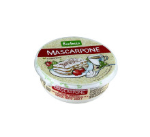Сыр Маскарпоне 250гр*6шт(Туровский МК, ТМ Bonfesto) мдж 78%