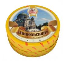 Сыр Никольский 50% (Бабушкина Крынка)