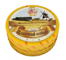 Сыр Сливочный особый 50% (Бабушкина Крынка)
