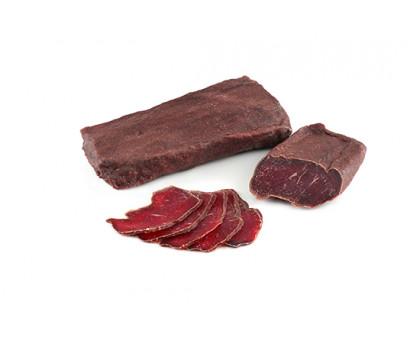 БАСТУРМА ГРОДНЕНСКАЯ продукт из мяса говядины сыровяленый,  вакуум