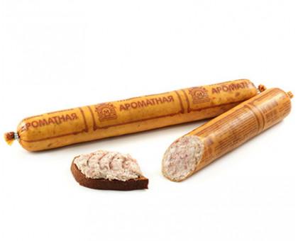 ГРУДИНКА АРОМАТНАЯ НОВАЯ, продукт из мяса свинины сырокопченый иск об