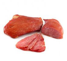 ВЕТЧИНА ЛЮКС, продукт из мяса свинины сырокопченый, вакуум