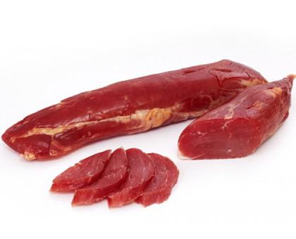 Вырезка ЭЛИТНАЯ продукт из мяса свинины сырокопченый