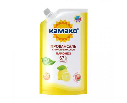 """Майонез """"Провансаль с лимонным соком""""50% 380г Дой-пак"""