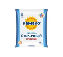 """Майонез """"Провансаль Столичный"""" 50% 400г пакет КАМАКО"""