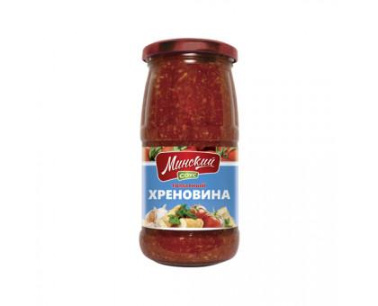 "Соус томатный ""Хреновина"" 470г ст/б КАМАКО"