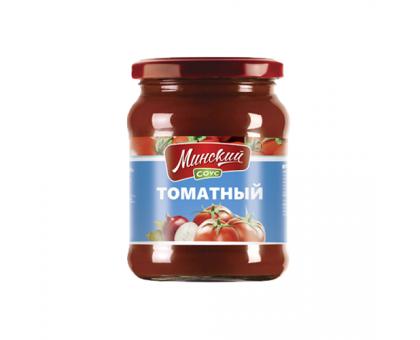 """Соус томатный """"Томатный"""" 490г ст/б КАМАКО"""