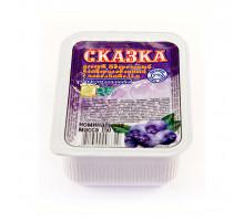 """Десерт творожный """"Сказка"""" м.д.ж. 7% в п/кор Черника 150 гр"""