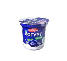 "Йогурт ""Моя Славита"" п/стакан 140 гр 2% Черника"