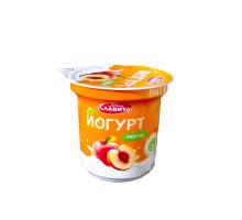 "Йогурт ""Моя Славита"" п/стакан 140 гр 2% Персик"