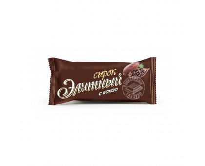 "Сырок ""Элитный"" 23,0% пленка 38 г какао"