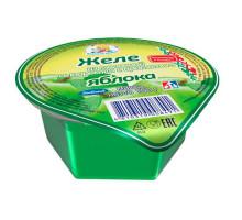 Желе на осн. мол. сыворотки стакан 150 г яблоко